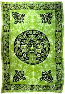 Bring the majesty of the Greenman, a powerful symbol of rebirth and the magic…