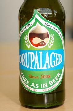 Drupal beer
