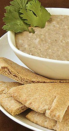 Black Bean Hummus | gimmesomeoven.com