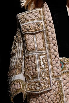 Balmain - Fall 2012 Ready-to-Wear - Look 45 of 83
