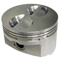 #HowardsCams 840356405 Pro Max Chevrolet 2618 Forged 4-Valve Relief 23 Degree Flat Top -5.0cc #Pistons