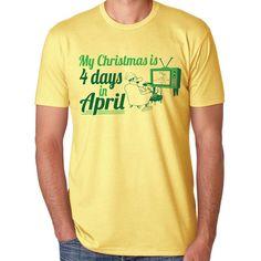 4 Days in April Tee – Weekend Warrior Golf Golf Shirts, Tees, Warrior Golf, Mens Tops, T Shirt, How To Wear, Supreme T Shirt, T Shirts, Tee Shirt