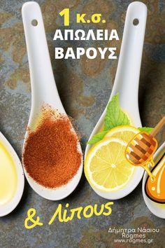 Spoon, Detox, Tableware, Dinnerware, Tablewares, Spoons, Dishes, Place Settings