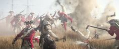#game #cinematic : New Assassins Creed III Game Cinematic created by Digic Pictures, presented at #E3 2012
