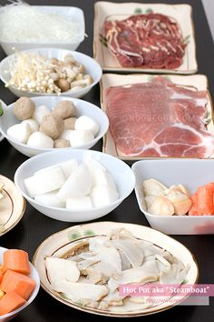 Finally found our new NYE tradition!  Chinese fondue! Hot Pot Recipe | Steamboat Recipe 火锅