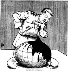 Stalin Cartoon, 1952