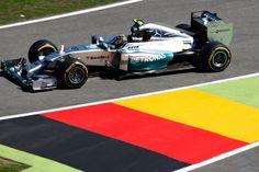 Nos treinos livres de sexta para o GP da Alemanha de F-1, rivais se aproximam bem de time alemão.