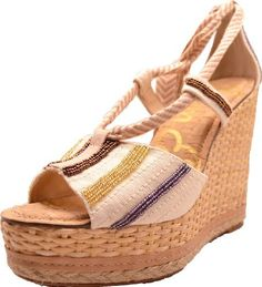 55d032e0088041  Sam   Edelman Women s Trey  Wedge Sandal