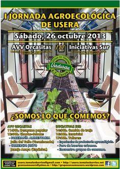 I JORNADA DE AGROECOLOGÍA