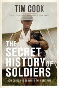 """Read """"The Secret History of Soldiers How Canadians Survived the Great War"""" by Tim Cook available from Rakuten Kobo. There have been thousands of books on the Great War, but most have focused on commanders, battles, strategy, and tactics. Best Books To Read, Good Books, Gallows Humor, Canadian Soldiers, Coping With Stress, The Secret History, The Grim, Nonfiction, Audio Books"""