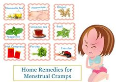 How To Get Rid Of Cramps From Period Natural Ways