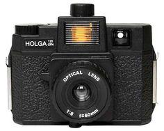 My Holga lomo camera