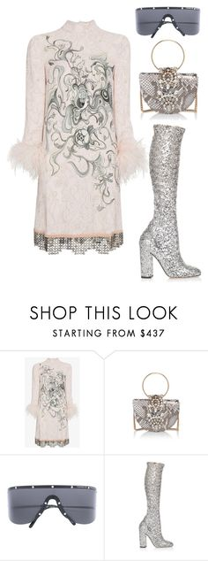 """Party Planning."" by kvogele on Polyvore featuring Prada, Porsche Design and Dolce&Gabbana"