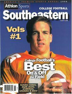 ❤❤❤ The perfect southern boy. Ut Football, Tennessee Football, University Of Tennessee, College Football, Football Players, Peyton Manning Colts, Pat Summitt, Depth Chart, Bowl Game