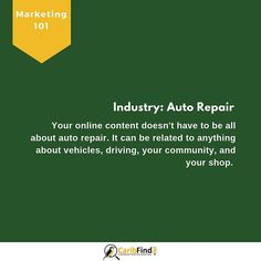 Auto shop customers are notoriously skeptical, so you have to work to build trust with them. One way to do that is by providing informative content on social media that alleviates their fears, concerns, and confusion. Umbrella Cover, Car Shop, Confusion, Public Relations, Digital Media, Trinidad, Jamaica, Business Tips, Caribbean