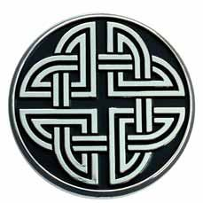 This is very similiar to the celtic knot on my back already.