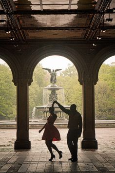 Central Park boathouse engagement. G.E. Masana. I picture you in jewel tones for the formal Pictures. I think they would look awesome