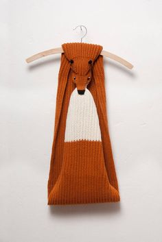 Wool Scarves Inspired by Animals – Fubiz Media