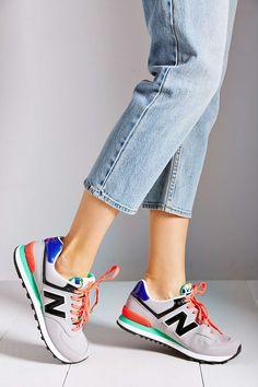 New Balance 574 Pop Tropical Running Sneaker - Urban Outfitters