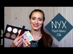 NYX Must Haves | NYX bei dm