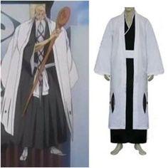 >> Click to Buy << Anime Bleach Cosplay - Bleach 1st Division Captain Yamamoto Genryuusai Shigekuni Cosplay Costume Freeshipping #Affiliate