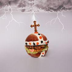 Burger de la renonciation par Fat & Furious burger