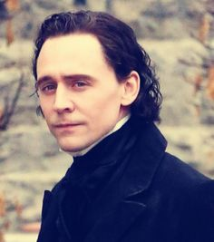 As Sir Thomas Sharpe in 'Crimson Peak' (2015) directed by Guillermo del Toro - thanks to a fan on Twitter for sharing