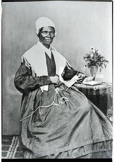 Sojourner Truth - Civil Rights Activist, Women's Rights Activist (c. 1797–1883)
