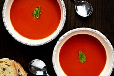 A bowl of hot soup is a great way to warm up on a chilly day. Try these soup recipes for something delicious or for a chance to better your leftovers.