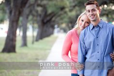 Pink Posh Houston Engagement Photographapy, Hermann Park Engagement Session