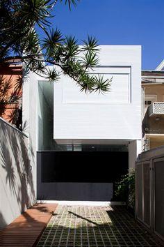 fgmf arquitetos  CASA 4x30
