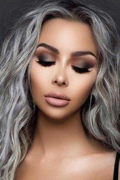 24 Best Fall Makeup Looks and Trends for 2019 Flawless Makeup fall 2019 makeup trends - Makeup Trends 2019 Cute Makeup, Gorgeous Makeup, Party Makeup, Wedding Makeup, Glamorous Makeup, Bridal Makeup, Edgy Makeup, Gold Makeup, Amazing Makeup