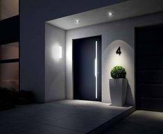 Hauseingang, Haustür, Beleuchtung, Foto: Weru