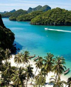 Tailândia!