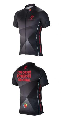 Team ICG® Radtrikot CbC schwarz: Unser CbC (Coach by Color®) Kurzarm Radtrikot in schwarz.