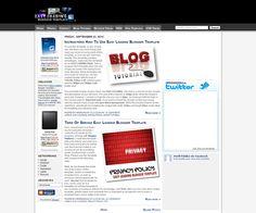 Easy Loading Blogger Template Blogspot