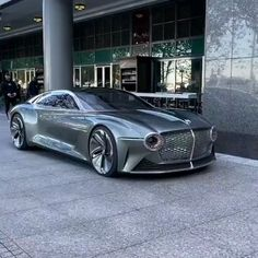 , Bentley - Video 1 🔥 , Bentley Future Concept Cars Our online magazine, especially for lovers of luxury selects more high-quality exclusive images of the most luxurious cars. Top Luxury Cars, Luxury Sports Cars, Sport Cars, Best Sports Cars, Future Concept Cars, Bmw Concept, Future Car, New Bentley, Roadster