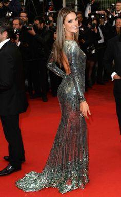 Alessandra Ambrosio - Long Hair | Makeup | Hair Extensions | Hair Color…