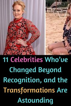 Celebs Discover 11 Celebrities Whove Changed Beyond Recognition and the Transformations Are Astounding 11 Whove Changed Beyond Recognition and the Transformations Are Astounding Celebrity Houses, Celebrity Look, Celebrity Gossip, Celebrity News, Celebrities Then And Now, Famous Celebrities, Celebs, Makeup Eye Looks, Bridal Makeup Looks