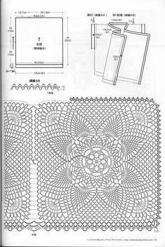 Blog dedicado al crochet, tejidos y nuevos artes. Creaciones propias y no propias que buscan promover estás técnicas.