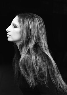 Barbra Streisand by Steve Schapiro.