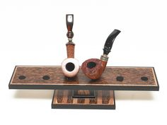 Black Palm: 6 Pipe Stand