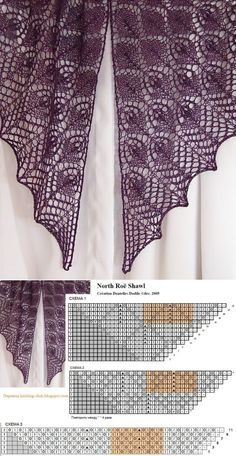 "ШАЛЬ ""NORTH ROE SHAWL"" (Северная косуля)"