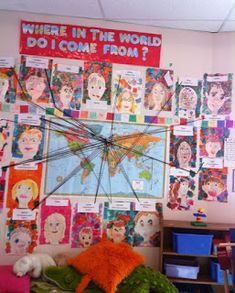 4 Easy way to celebrate Harmony Day in the classroom Childcare Environments, Childcare Activities, Early Learning Activities, Map Activities, Language Activities, Infant Activities, Kindergarten Activities, Classroom Activities, Preschool Activities