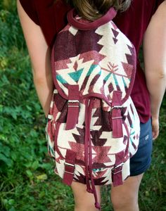 backpack #aztec