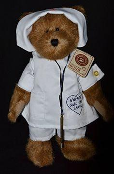 "13"" Boyds Bear Nurses Call the Shots Jointed Bear Boyds B... https://www.amazon.com/dp/B0043RK7CM/ref=cm_sw_r_pi_dp_x_iW..xb4HV6E6J"