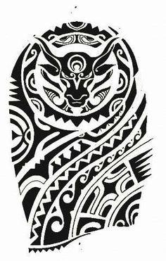 Maori Tribal Aztec Temporary Tattoo Fake Tattoo inch - Maori Tribal Aztek Temporary Temporäre Klebe Fake Body Einmal Tattoo 15 x 21 cm von OneWeekTa - Neue Tattoos, Body Art Tattoos, Sleeve Tattoos, Arm Tattoo, Raven Tattoo, Armband Tattoo, Tatoos, Polynesian Tattoo Designs, Maori Tattoo Designs