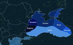 Împărțirea Mării Negre