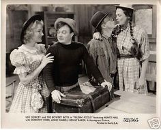 This is a original movie promotional x photo still. NOT a laser copy or a print! This is a scene from Feudin' Fools starring The Bowery Boys 1952 Monogram Original. Leo Gorcey, The Bowery Boys, Old Gas Stations, Original Movie, The Fool, Punk Rock, Be Still, East Side, Celebs