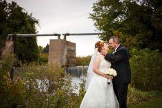 Durham Region Oshawa Whitby Ajax Pickering Northumberland Cobourg Professional Wedding Photographer Ackland Photography Bridal Bride Groom Bridal Portraits The Mill Golf Club
